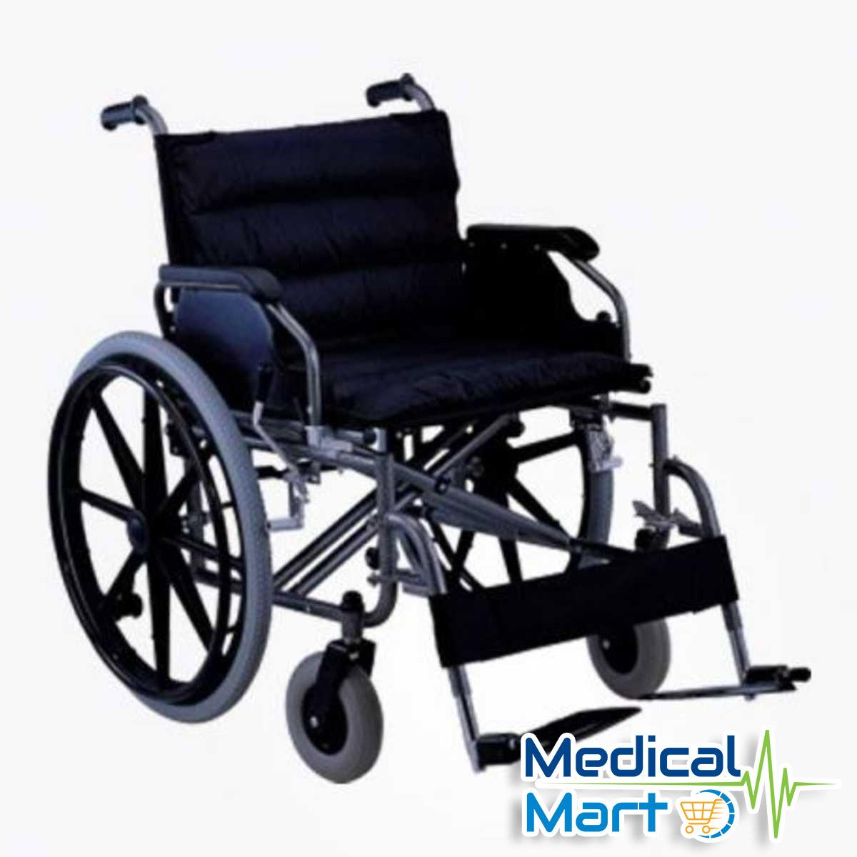 Stainless Wheelchair Model: 951b