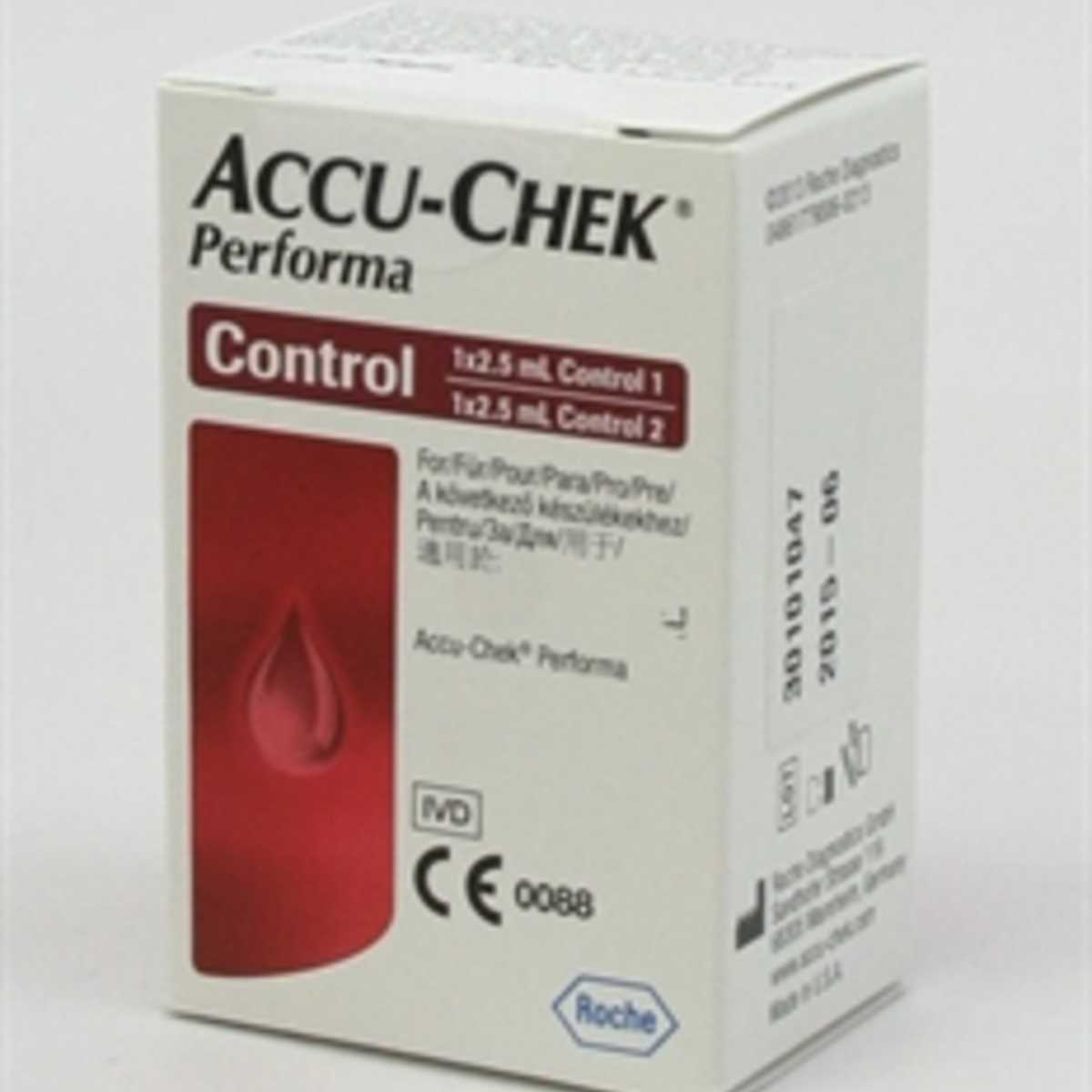 Accu-Chek Performa Control Solution