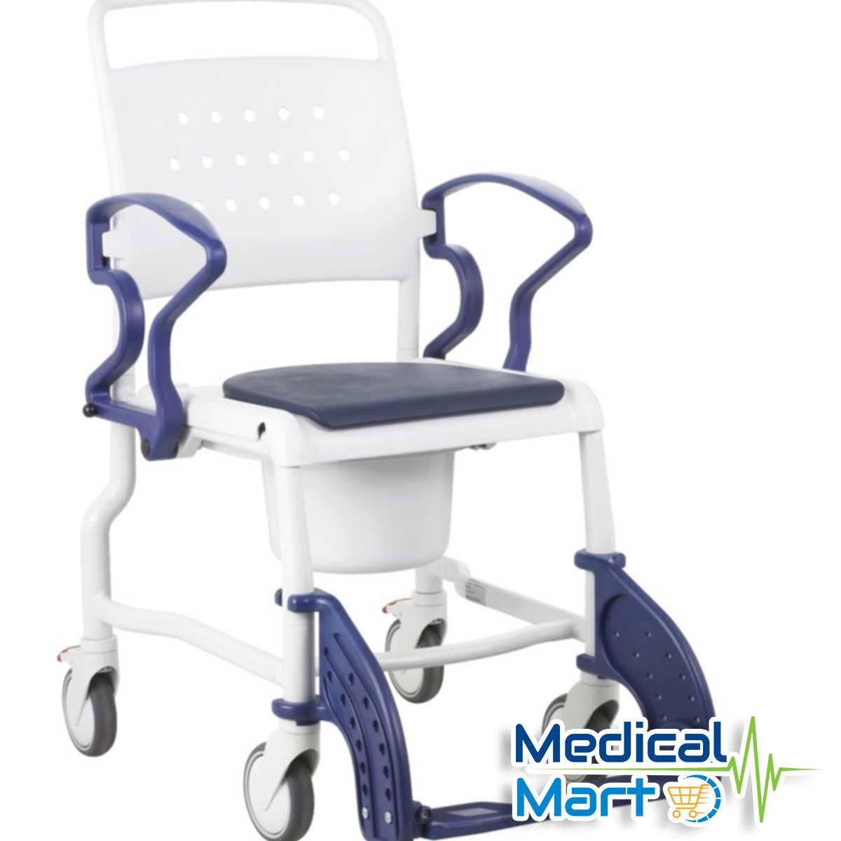 Rebotec Bonn Shower Commode Chair