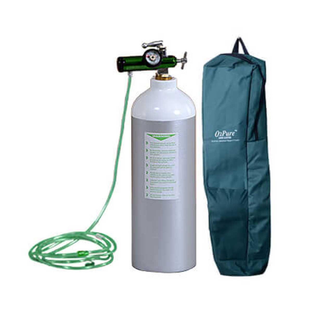 Oxygen Cylinder 1.8 Ltr