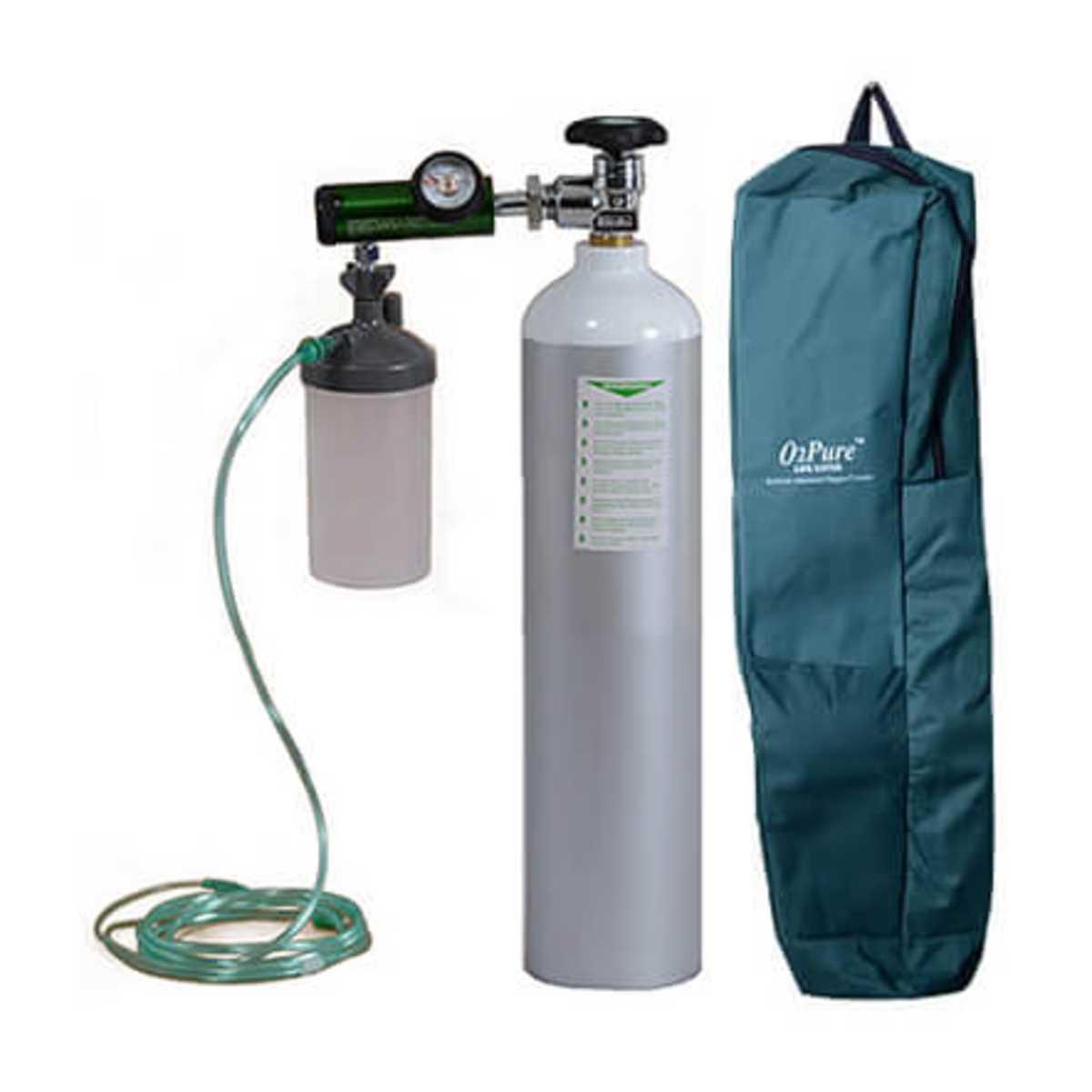 Oxygen Cylinder 3.1 Ltr W.C.