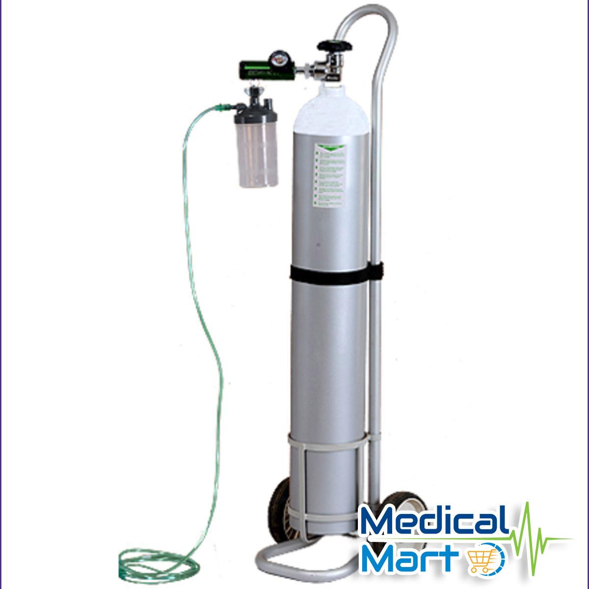 Oxygen Cylinder 10 Ltr W.C.