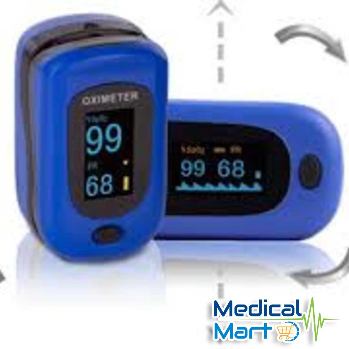 Bromed Pulse Oximeter