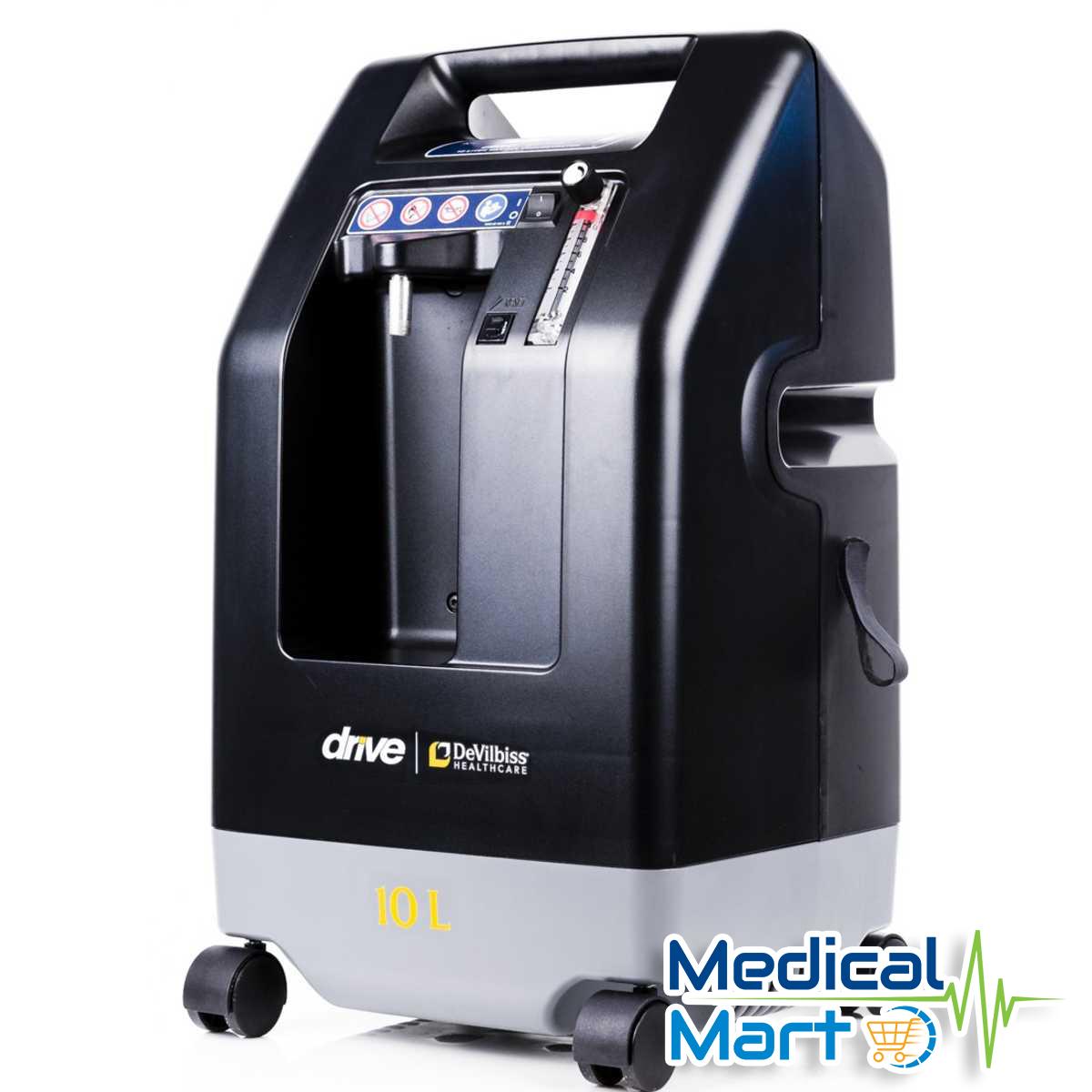 Devilbis 10l Oxygen Concentrator