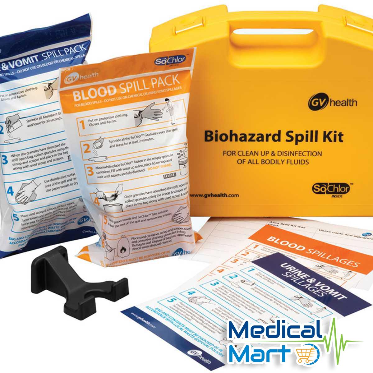 Spill Kit (Mini)