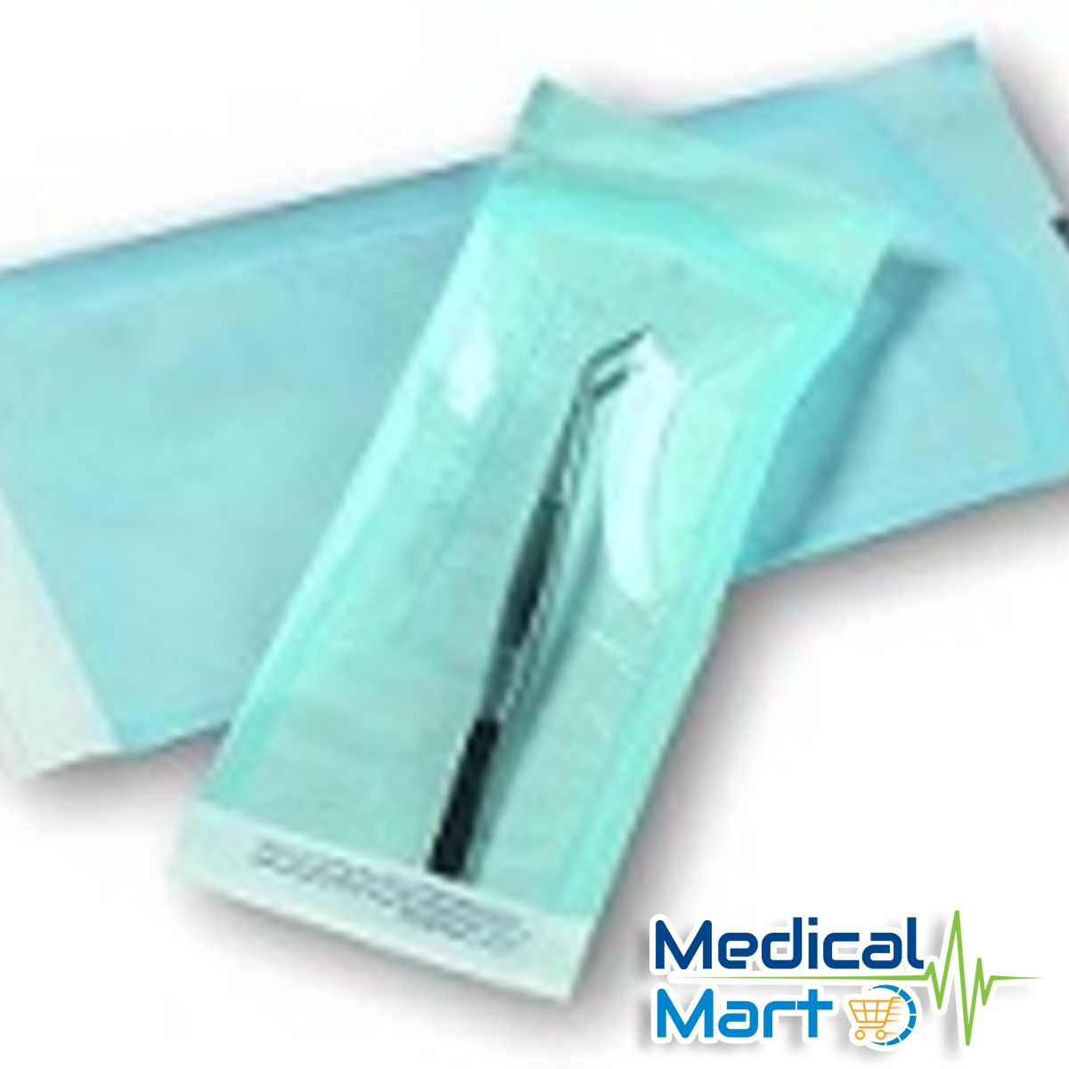 Sterilization Pouch, 13.5cm x 26cm