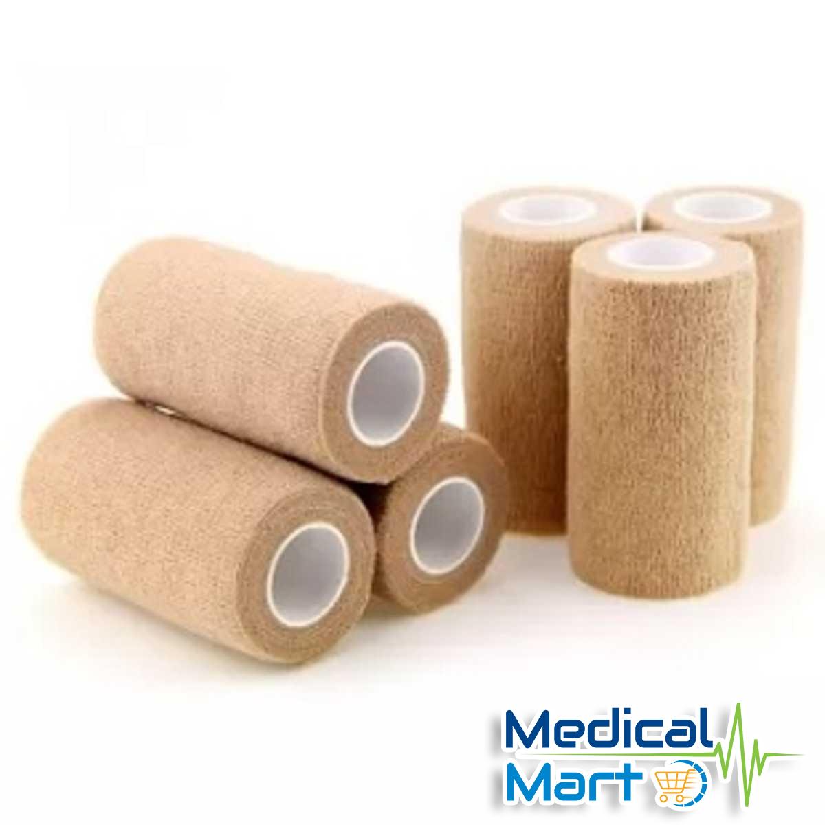 Cohesive Bandage, 10cm x 4.5cm