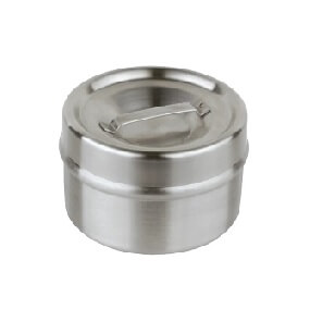 Dressing Jar With Lid, 0.5 Ltr.