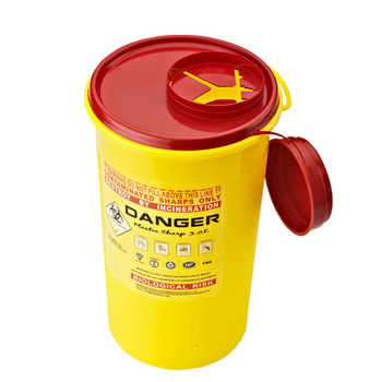 Sharps Disposal Container, 1 ltr.