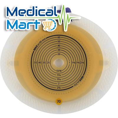 Coloplast Click x pro, Ostomy Base Plate, 10045 (70mm)