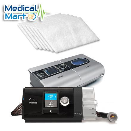 Resmed 9 / AirSense 10 Filter, Standard Hypoallergenic