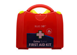 Burn First Aid Kit