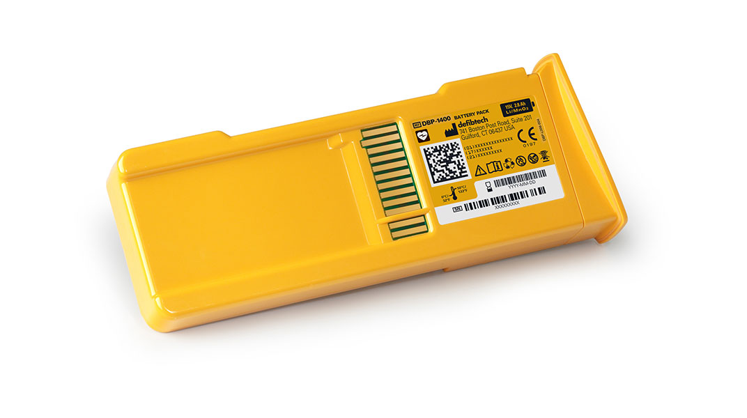 Five-year replacement battery pack DBP-1400