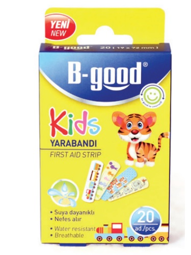 B-good kids band aid