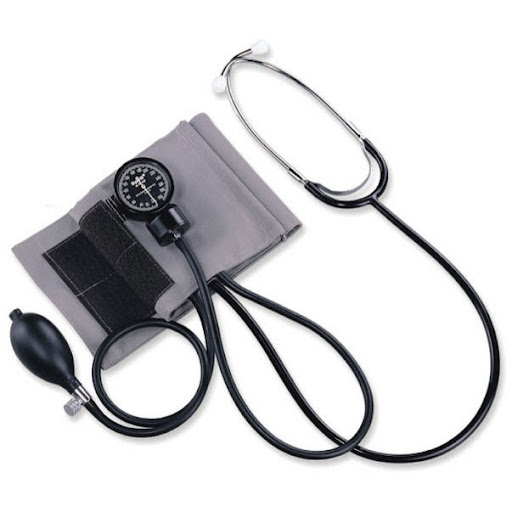Spirit Aneroid Bp Monitor With Stethoscope
