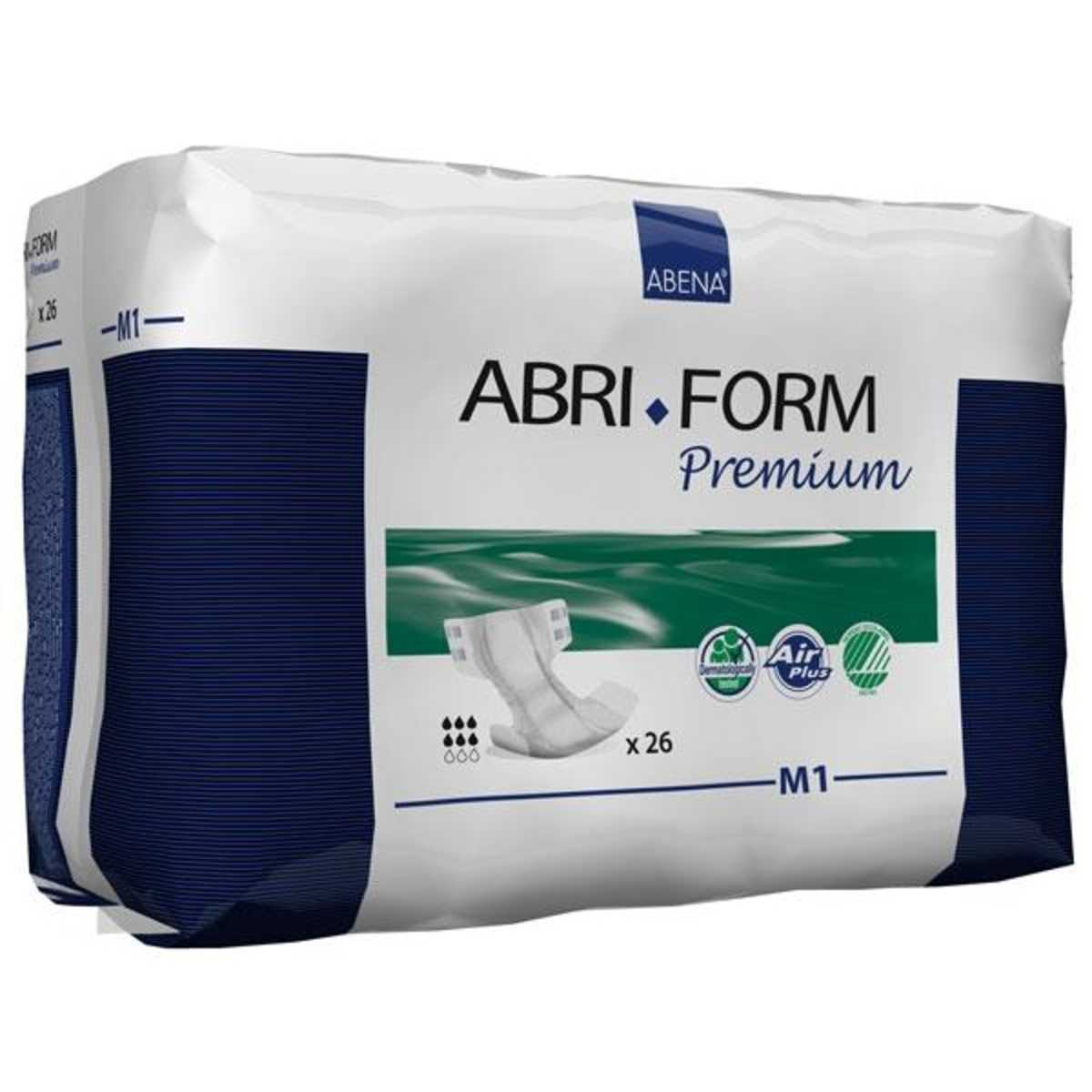 Abri-Form M1 Diapers