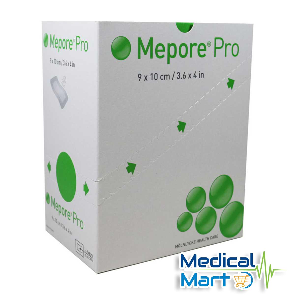 Mepore Pro 9cm x 10cm