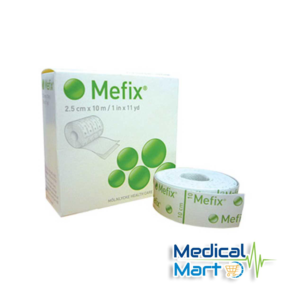 Mefix 2.5cm x 10m
