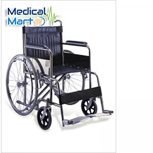 Steel Wheelchair
