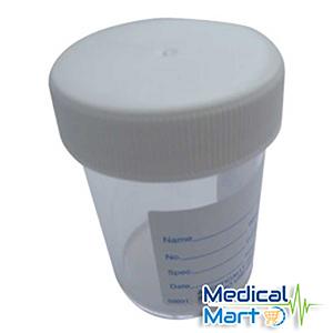Urine Container, 60ml