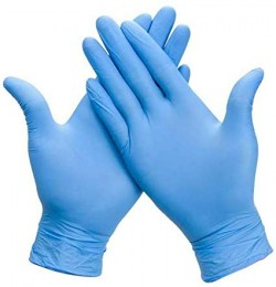Medium, Nitrile Examination Glove, Powder Free