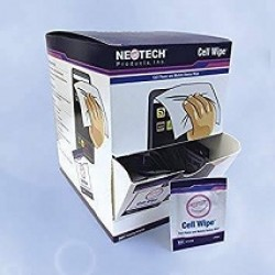 Neotech Cell Wipe And Cell Shield