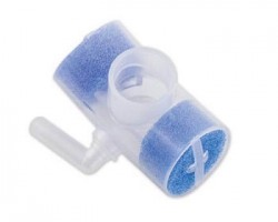 Flex icare Thermotrach Tracheostomy Hme With Vent And Swivel Oxygen Port