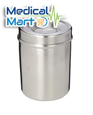 Dressing Jar With Lid, 1 Ltr.