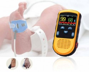 Handheld Pulse Oximeter, Pediatric and Neonate (PC-66B)