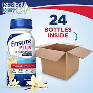 Ensure Plus RPB Vanilla, 8oz