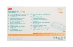 3m Tegaderm + Pad Transparent Dressing With Absorbent Pad 3590
