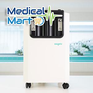 Owgels Oxygen Concentrator 10liters