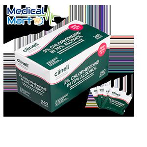 ChlorahExidine Swabs